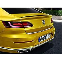 Volkswagen Original Barra de Cromo – con moldura para arteon portón – para Maletero Original Número de Pieza: 3 g8071360