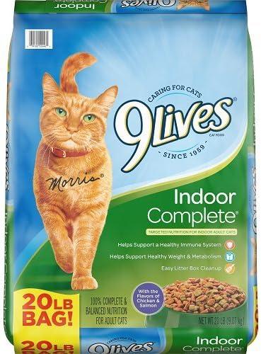 9Lives Dry Cat Food 2