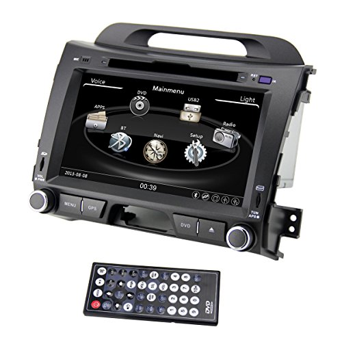 Zestech Touch Screen Car Dvd Player for KIA Sportage with...