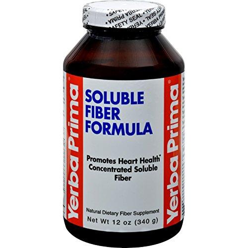 Yerba Prima Soluble Fiber Formula – 12 oz