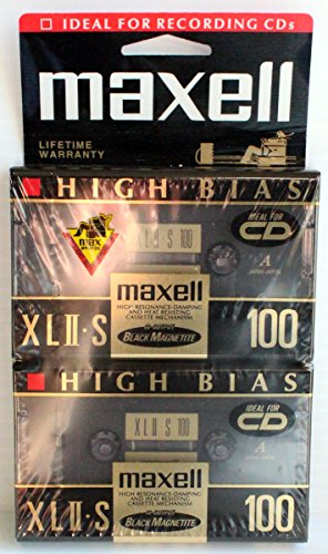 XLII-S Audio Casett 100 Minuites/149m (2-pack)