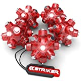 Striker 00141 Magnetic Light Mine Stocking Stuffer, 5-Pack
