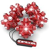 Striker 00141 Magnetic Light Mine Stocking Stuffer, 5-Pack
