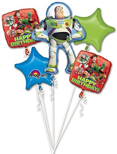 Anagram International Toy Story Gang - Ramo de cumpleaños ...