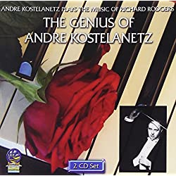 The Genius Of Andre Kostelanetz: Plays The Music Of Richard Rodgers
