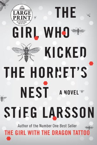 Download The Girl Who Kicked the Hornet's Nest pdf epub