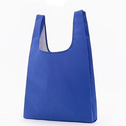 Portable Folding Large Bags Thickened Shopping Bag Oxford Cloth Handbag Hot 1PC