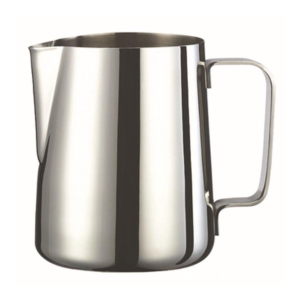 argento VORCOOL bricchetto per latte in acciaio inox 350/ml