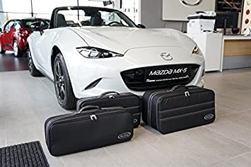 Amazon.com: CKS Mazda MX-5 ND Convertible Cabriolet Roadster bag Suitcase Luggage Bag Set 2015+: Automotive