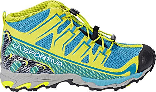 Unisex 000 40 Rise coloured Sulphur Multi Hiking Blue GTX 2 Boots La Low Sportiva Adults' Falkon 36 OY8xqn5ax
