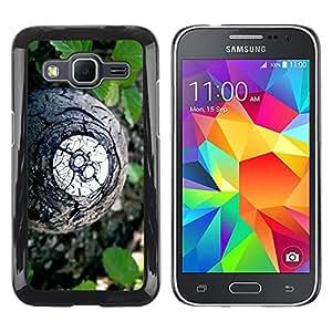 EJOY---Cubierta de la caja de protección la piel dura para el ** Samsung Galaxy Core Prime ** --bola 8
