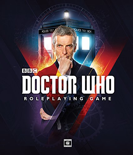 Dr Who Roleplaying Game