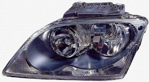 Depo 333-1169L-AS2 Chrysler Pacifica Driver Side Replacement Headlight Assembly