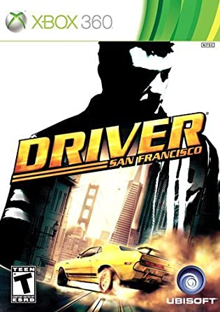 Driver San Francisco Xbox 360 Standard Edition Xbox 360 Computer And Video Games Amazon Ca