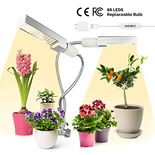 Rotating Led Grow Lights in US - 7