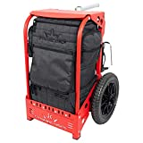 Dynamic Discs Backpack Disc Golf Cart by ZUCA (Matte Red)
