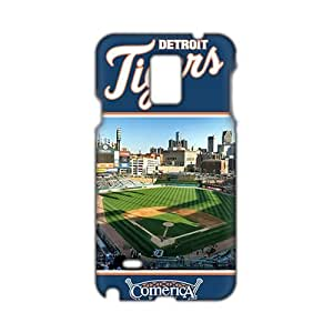 Angl 3D Detroit Tigers Phone For Iphone 5/5S Case Cover