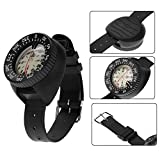 YTLI Outdoor Scuba Compass Wrist Console Navigation Gauge Dive Diving Water Sports