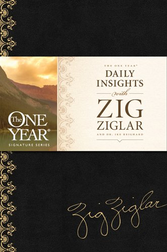 Download The One Year Daily Insights with Zig Ziglar (One Year Signature Line) pdf epub