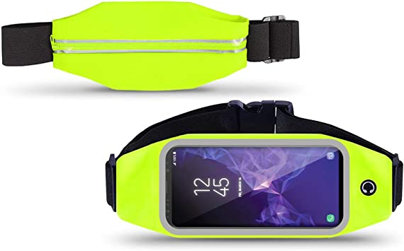 Riñonera para smartphone bolso Riñonera Sport Waist Bag Funda Street Case Jogging de NAUC: Amazon.es: Electrónica