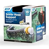 Camco RV Sidewinder Plastic Sewer Hose Support
