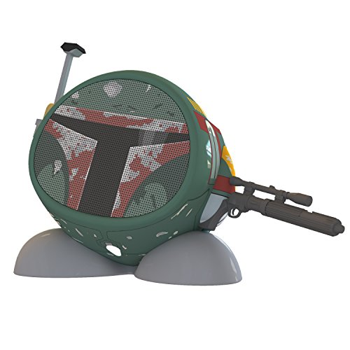 Star Wars Boba Fett Bluetooth Character Speaker ( Li-B66BF.FX )