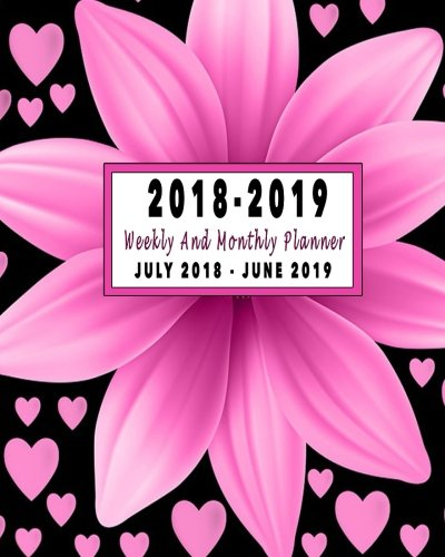 2018-2019: July 2018-June 2019 Monthly And Weekly Planner: July 2018 to June 2019 Academic Planner  12 Month Planner  2018-2019 Calendar Planner ... Planner And Schedule Organizer) (Volume 8) pdf
