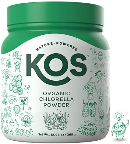 KOS Chlorella Non Irradited Digestive Ingredient product image