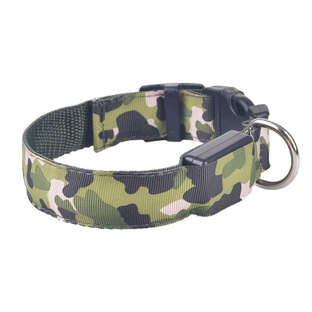 LFEU Perros Collares Fluorescentes Luminosos Suministros para ...