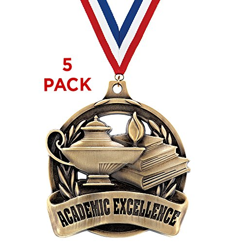 Crown Awards Academic Excellence Medals-2