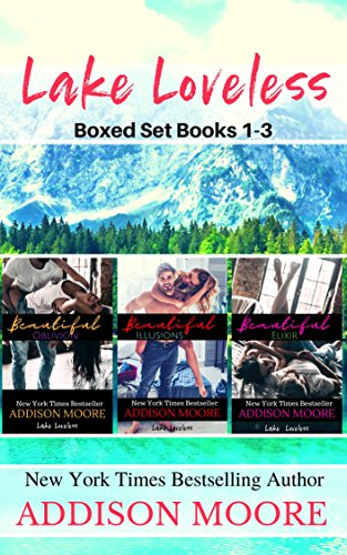 Lake Loveless: Boxed Set (Books 1-3) by [Moore, Addison]