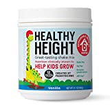 Healthy Height Shake Mix – Developed by Pediatricians – Improving Child Growth – Great Source of Vitamin C and Zinc – No Artificial Flavors – 14 servings Vanilla – Picky-Eater Approved