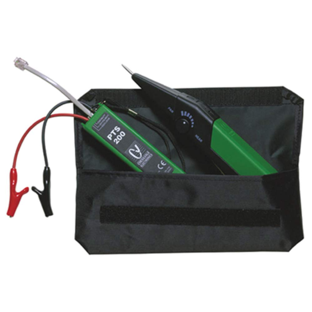 Greenlee PTS100//200 RJ11 Tone Generator and Probe Kit Pair Tracing System with RJ11 Socket