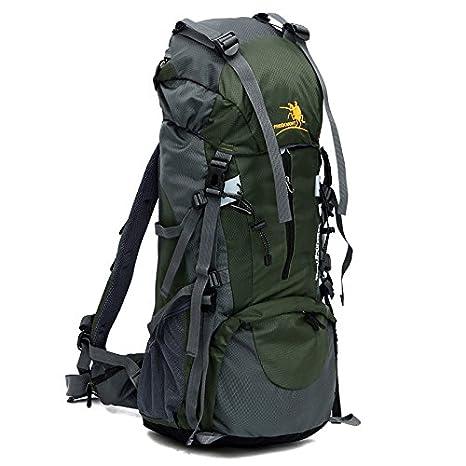 139d7a957b Magic Vida 70L Zaini da Escursionismo Uomo Donna Zaino da Trekking Borsa da  Viaggio Multifunzione Outdoor