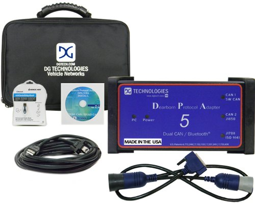 Genuine Dearborn Protocol Adapter  Dpa 5  Kit From Dg Technologies