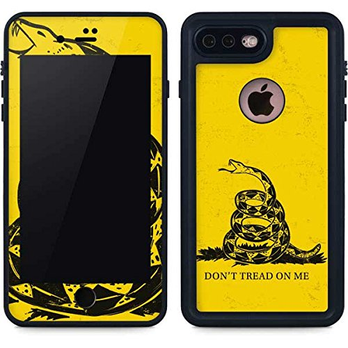 Political iPhone 7 Plus Case - Dont Tread On Me | Skinit Lifestyle Waterproof Case