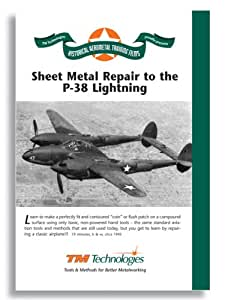 Sheet Metal Repairs to the P38 Lightning (DVD)