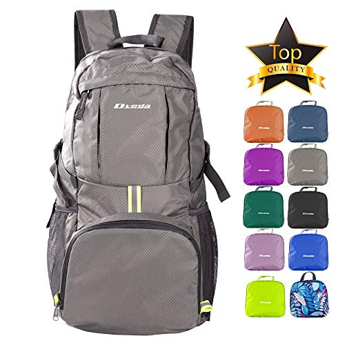 Dveda Lightweight Backpack Durable Hiking Travel packable Backpack for Men Women (Best Weekend Hiking Backpack)