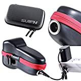 JHGJ Travel Waterproof PU Leather Hard Protective Electric Shaver Case Organizer for Philips Shaver Series 1000, Series 3000, Series 5000, Series 7000, Series 9000 and ''SUIFN'' Case