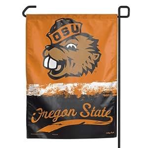 Oregon State Beavers Durable bandera de Jardín