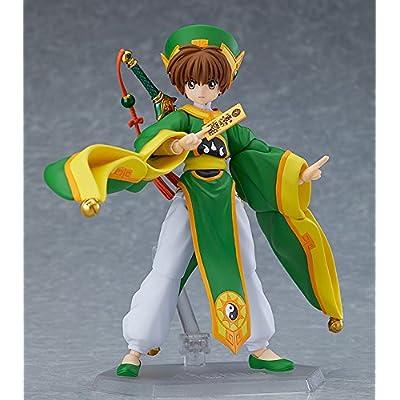 Max Factory Cardcaptor Sakura: Syaoran Li Figma Action Figure: Toys & Games