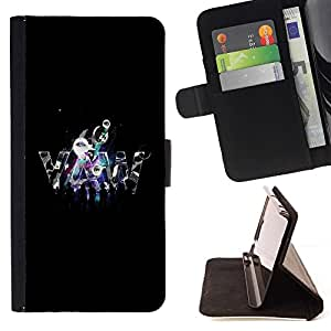 DEVIL CASE - FOR LG G3 - YAW - Style PU Leather Case Wallet Flip Stand Flap Closure Cover