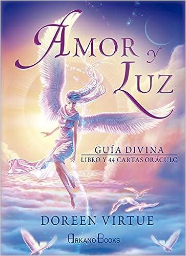 Amor y Luz: Guía divina. Libro y 44 cartas oráculo: Amazon ...
