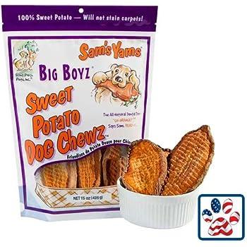 Amazon.com : Organic Dog Treat - Organic Sweet Potato Dog