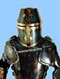 Medieval Black Knight Wearable Suit of Armor By Thor Instruments Co.