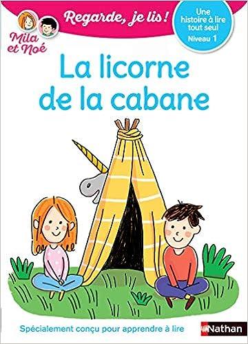 Amazon Fr Regarde Je Lis Lecture Cp Niveau 1 La