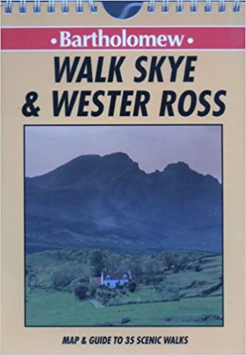 Walk Wester Ross and Skye (Walks Guides)