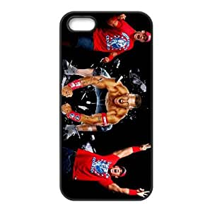 Sports john cena iPhone 5 5s Cell Phone Case Black gift pjz003-9389727