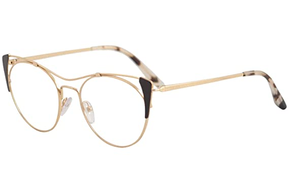 8a9672725084d Image Unavailable. Image not available for. Color  Prada CONCEPTUAL PR58VV Eyeglass  Frames ...