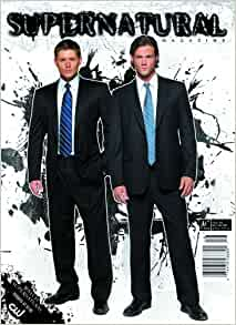 Supernatural Issue #17 June/July 2010 End of Days Special Edition 100 Page